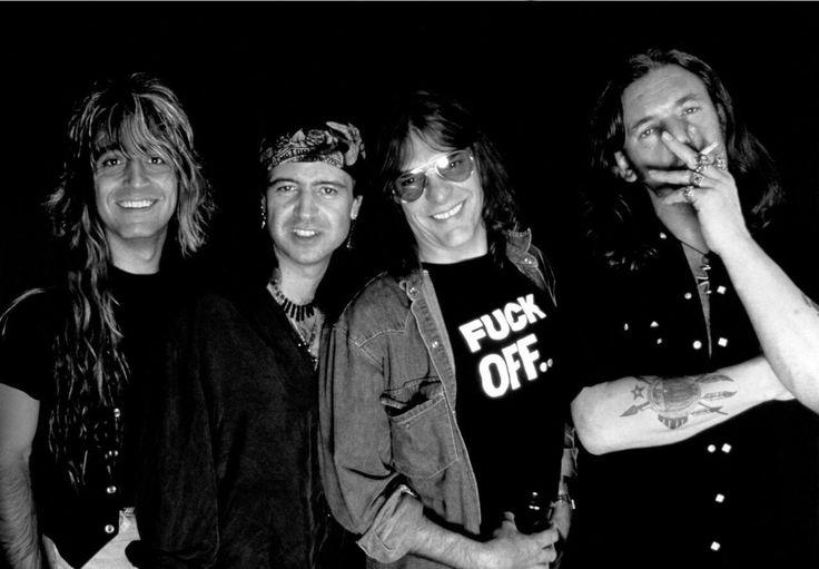Mickey Dee/Phil Campbell/Wurzel/Lemmy Kilmister