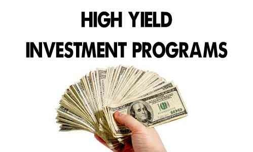 High yield investments bitcoin