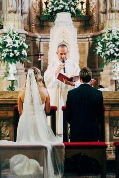 Estructura de la ceremonia católica del matrimonio | Diario de Bodas