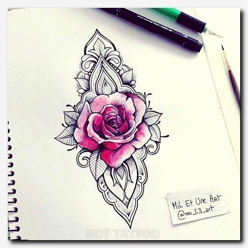 #rosetattoo #tattoo Pixie Dust Tattoo Designs, Local