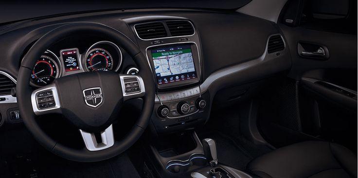 Dodge Journey: Um Crossover robusto e potente | Dodge Brasil