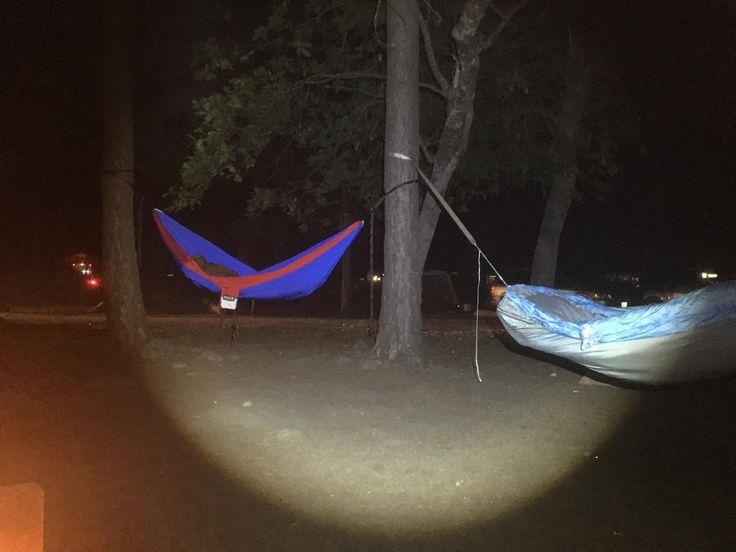 Hammock camping in Yosemite last summer! #camping #hiking ...