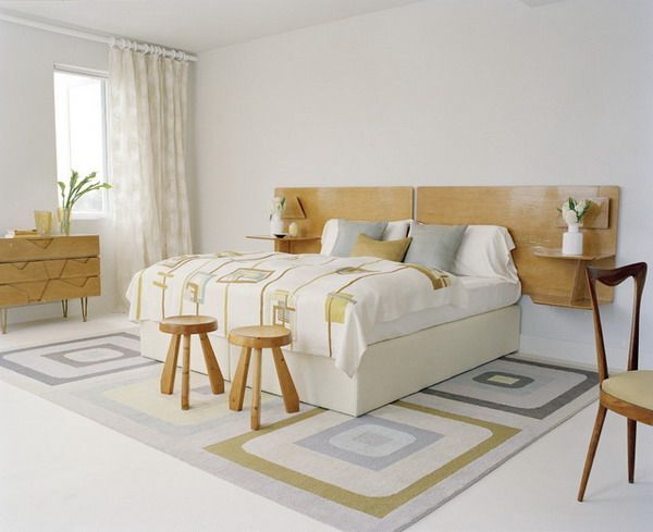 Modern Asian Bedroom Furniture Set