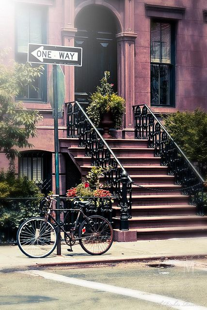 Bike, NYC,  Carmen Moreno Photography Inspiración Closé