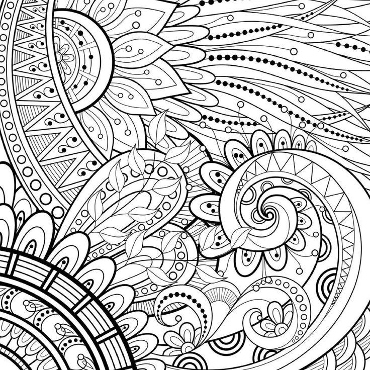 Mejores 140 imágenes de mandalas en Pinterest | Mandalas para ...
