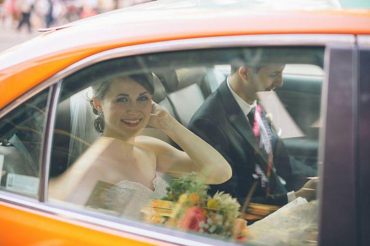 Wedding Photographers | Downtown Toronto Wedding at Malaparte | Kasia and Cyrus