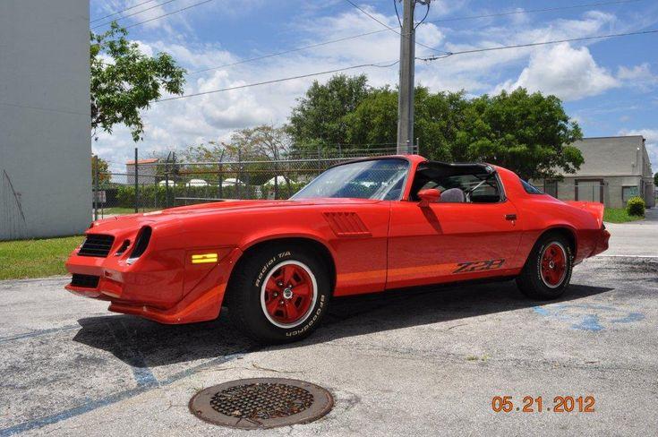 1979 Z28 Camaro 79 80 81 Pinterest