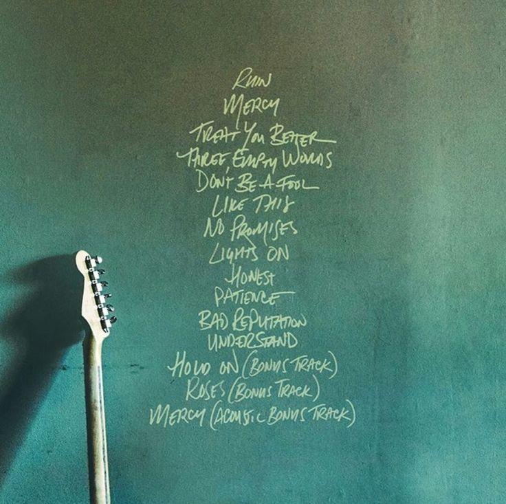 Shawn Mendes// Illuminate