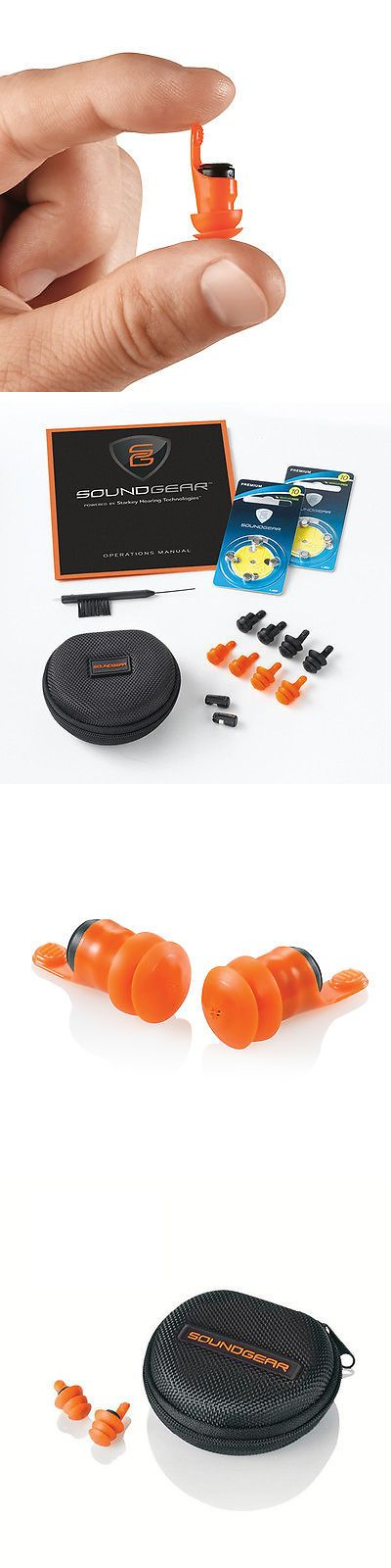 Hearing Protection 73942: Digital Shooting Ear Plugs Soundgear Instant - Hear Clearly, Suppress Gun Noise -> BUY IT NOW ONLY: $365 on eBay!