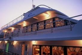 Luxury night cruising
