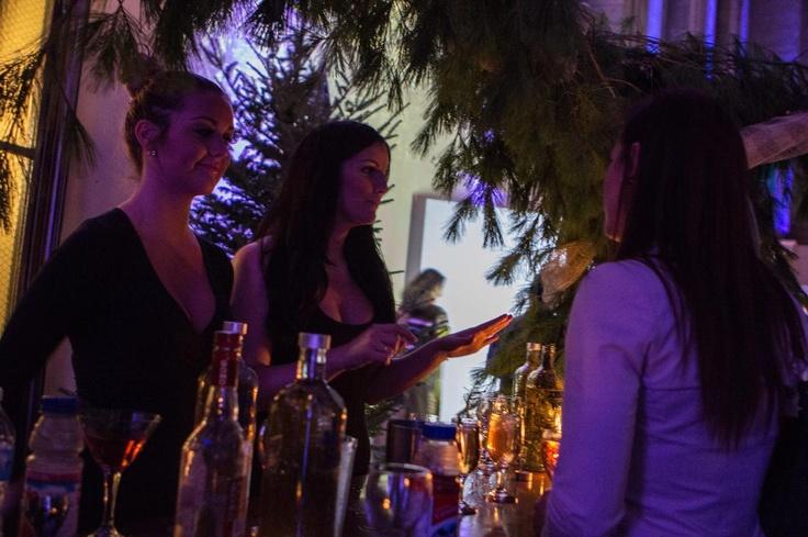 Jeudi d'APOLLO Femmes en Affaires II (2012) – à Théâtre St-James.