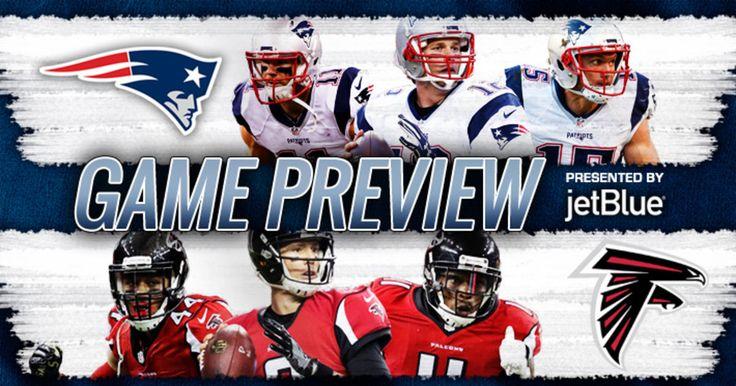 The Patriots will play the Atlanta Falcons in Super Bowl LI at NRG Stadium in Houston on Sunday, February 5, 2017.