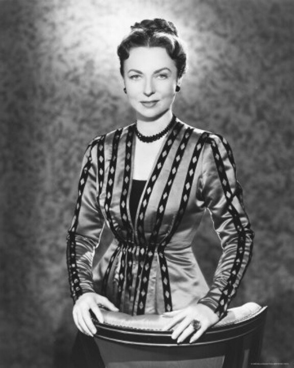 Agnes Moorehead. Young... | Hotties | Pinterest