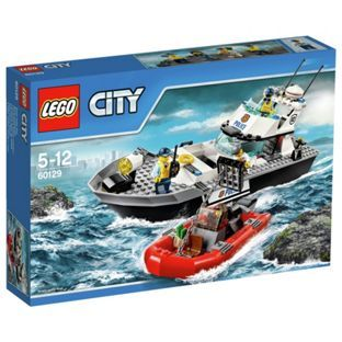 Buy LEGO City Police Patrol Boat - 60129 at Argos.co.uk - Your Online Shop for LEGO.