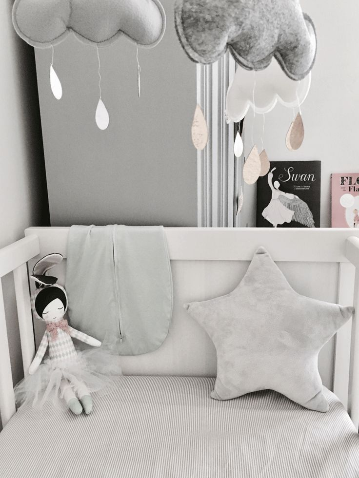 Katia's Soft and Calming Nursery with Pastels