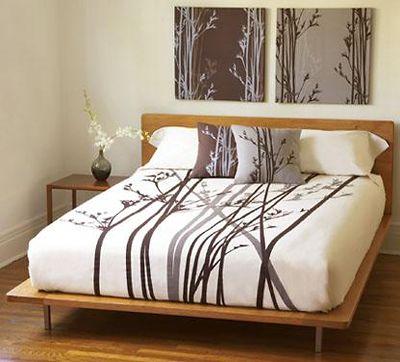 Yatak odası dekorasyonu fikri - http://kendinyapblogu.com/yatak-odasi-dekorasyonu-fikri/