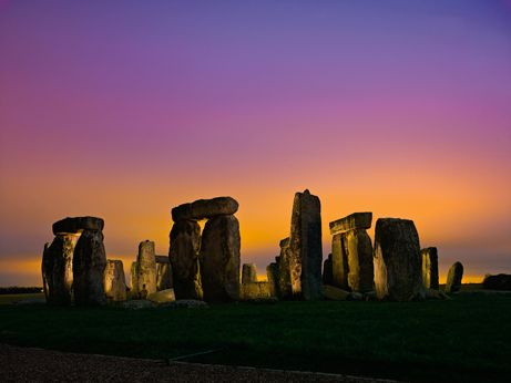 Stonehenge-One of my favorite places of all time!