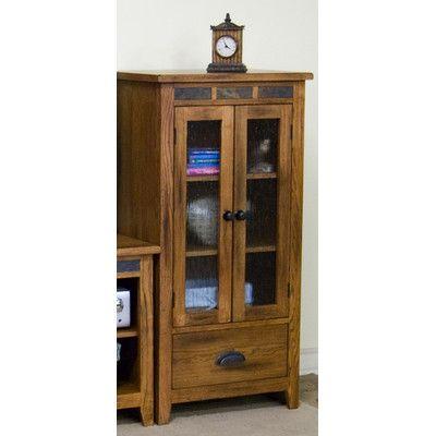 Sunny Designs Sedona Pier Audio Cabinet U0026 Reviews | Wayfair