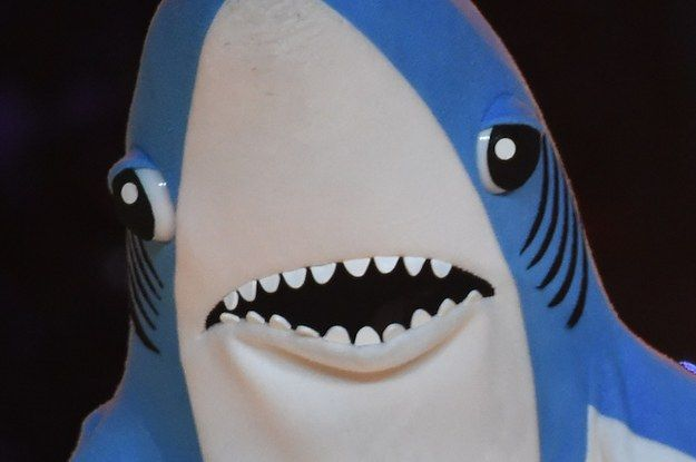 Katy Perry's Sharks Were The Best Part Of The Super Bowl