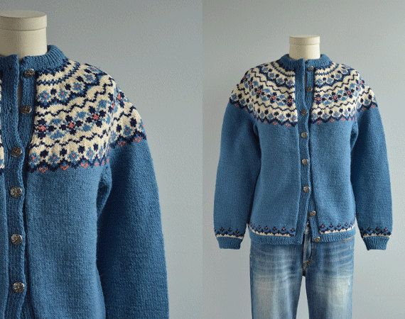 Label: Saga Knit Hand Knitted in Norway