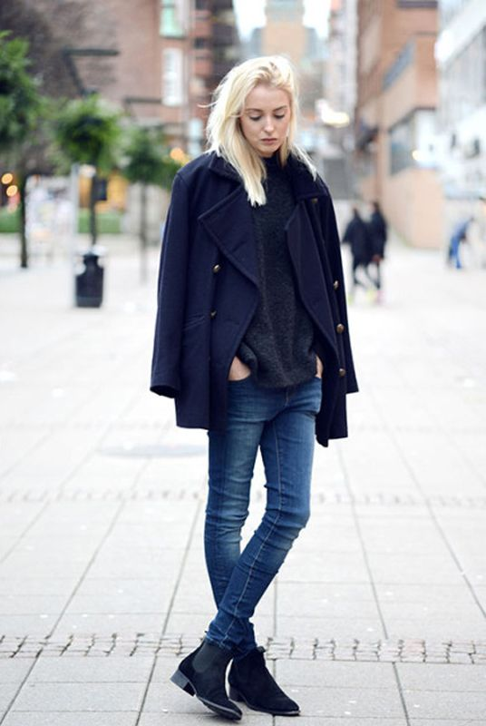 winter street fashion                                                                                                                                                     More
