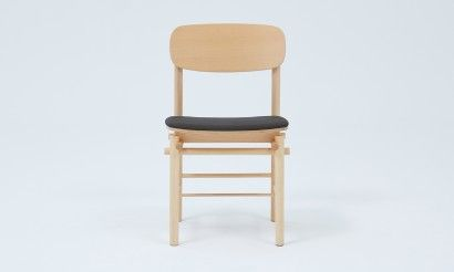 Grid chair - Nubuck