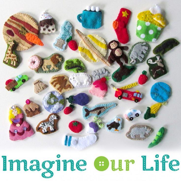 1000+ images about Misc Felt Crafts on Pinterest