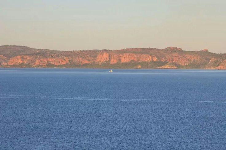 Prince Frederick Harbour,  York Sound, Kimberley Western Australia by Amanda Paul