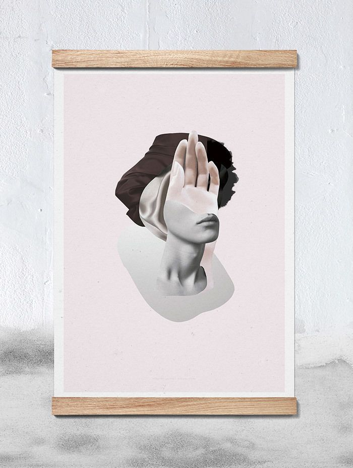 SALUT 03 BY MARIKEN STEEN (03006) | PAPER COLLECTIVE - design posters