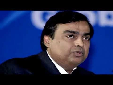 Indian Business Magnate , Mukesh Ambani.