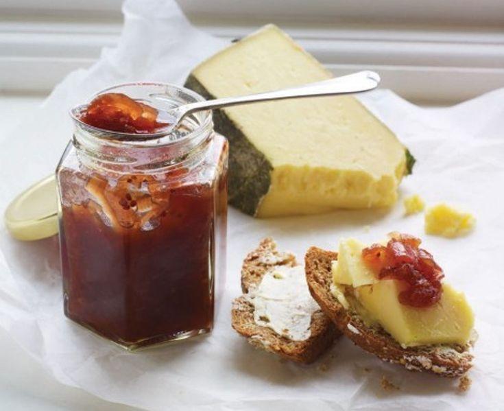 Chutney με ντομάτα και τσίλι | The Food & Leisure Guide ®
