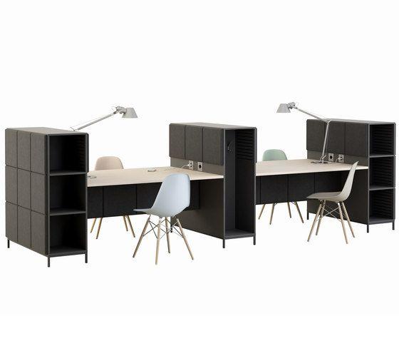 GLIMAKRA - Desking systems | Desk systems | Sabine