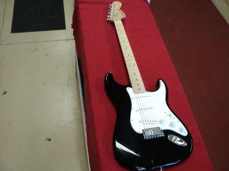 Fender Starcaster Strat RH 6 String Electric Guitar