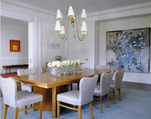modern colonial house dining refurbishment stylish interior - Colonial House Interiors