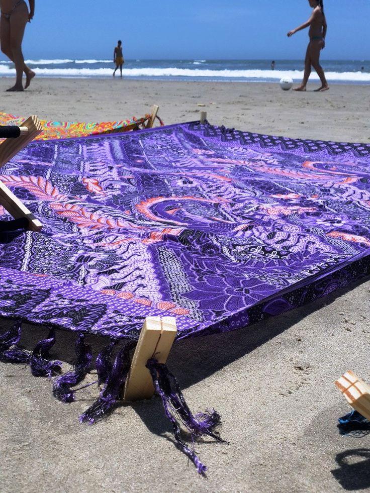 Acessórios Praia: Estica Canga