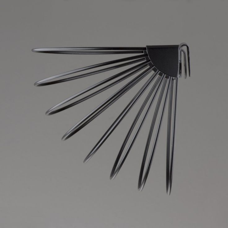 NORDIC DESIGN | Wallment Baskette wall basket in Black. Powder painted metal. #nordicdesign #finnishdesign #madeinfinland
