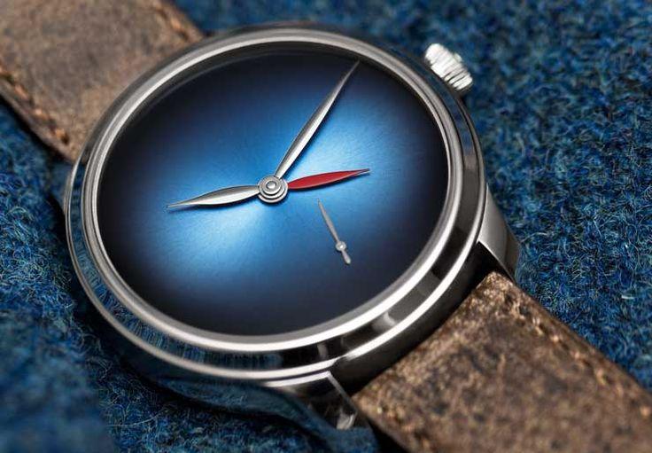 H.Moser & Cie Endeavour Dual Time Concept – Limited Edition