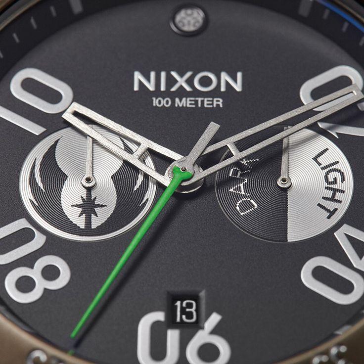 Collection StarWars | Montres et accessoires premium Nixon