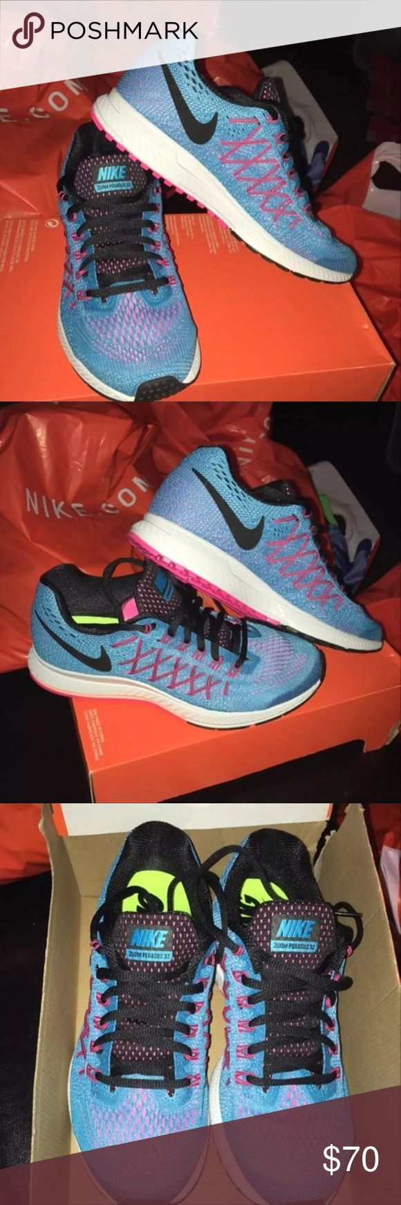 New Nike Air Zoom Sneakers $120 ladies7.5 Brand new in box. This is lowest price. Nike Shoes Athletic Shoes