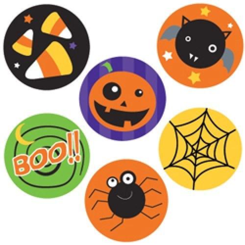 Halloween - 110 Stickers