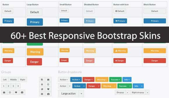 60+ Best Responsive Bootstrap Skins - Designsave.com