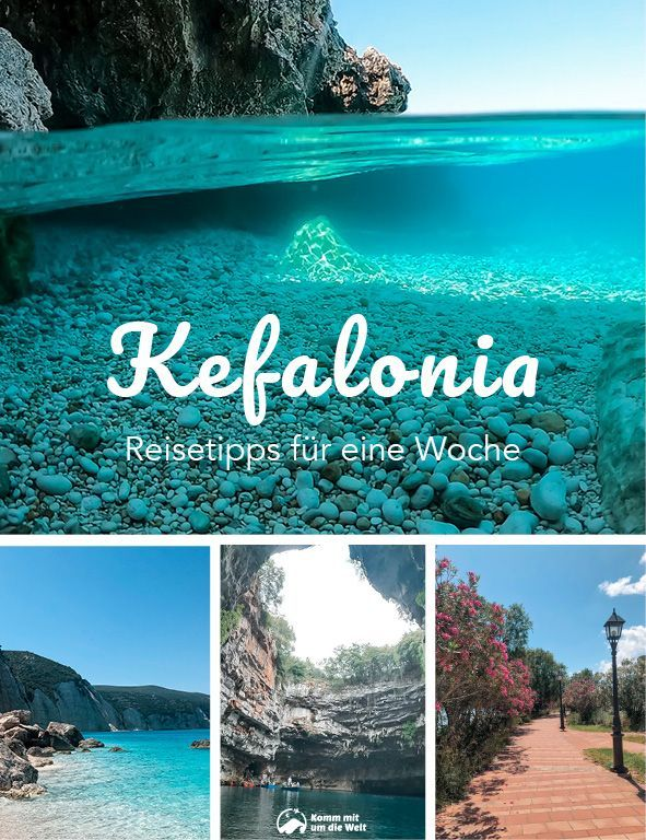 Travel tips for a week in Kefalonia -  In this post I present my travel tips for a week on the Greek island of Kefalonia.  - #BackpackingEurope #kefalonia #tips #travel #TravelHacks #TravelTips #TravelingEurope #Week