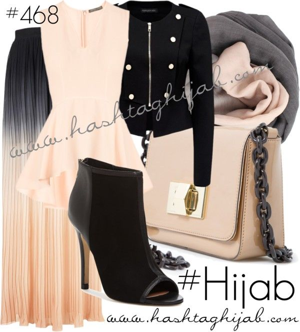 Hashtag Hijab Outfit #468
