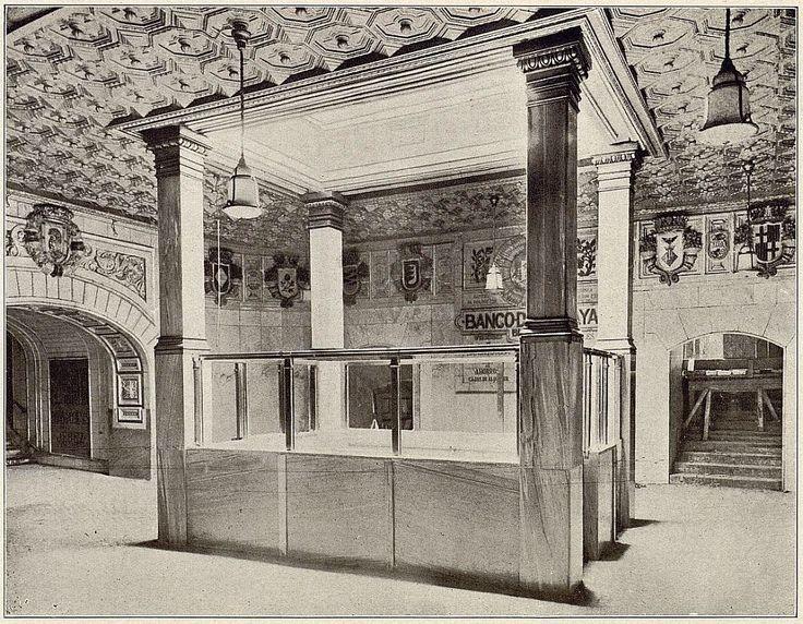 ESPAÑA Madrid 1924. Estación de Metro de Sol (1)