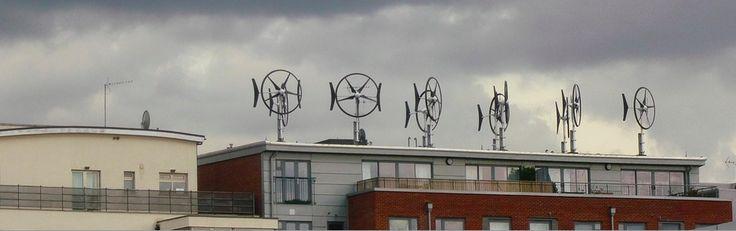 Generadores eólicos caseros