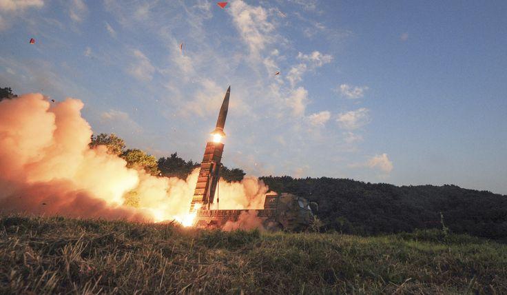 Begin september 2017 voerde Zuid-Korea  een raketoefening uit als antwoord op de nucleaire test met een waterstofbom door Noord-Korea. Er werd een aanval gesimuleerd op doelen in het gebied waar Noord-Korea eerder de test met de waterstofbom uitgevoerd zou hebben.