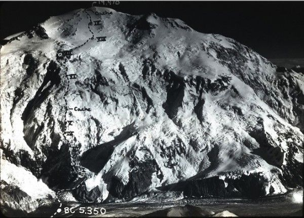John Graham on First Direct Ascent of Mount McKinley's North Wall —a Harvard Magazine Feature