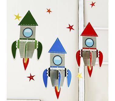Crowded Teeth Hanging Rockets