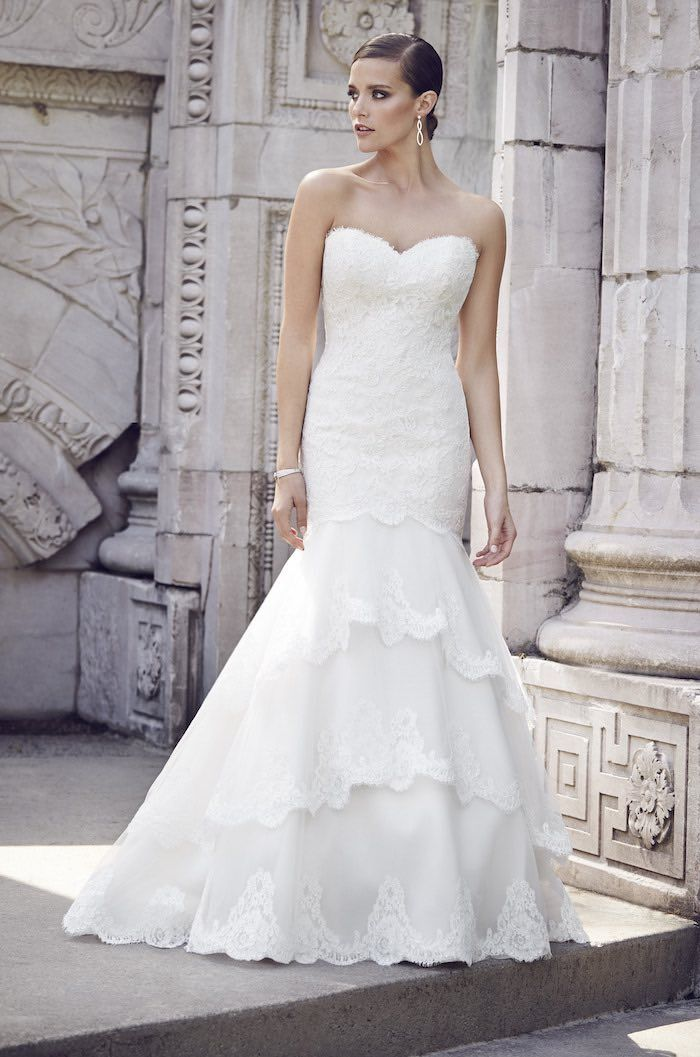 Paloma Blanca Wedding Dresses 2015