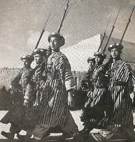 Goumiers marocains - pin by Paolo Marzioli